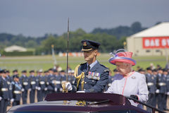 Queens Colour Ceremony Royalty Free Stock Images