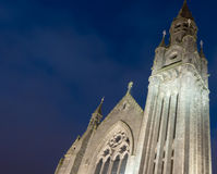 Queens cross church aberdeen scotland Royalty Free Stock Image