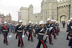 Queens Diamond Jubilee Great Parade Stock Photos