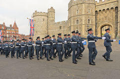 Queens Diamond Jubilee Great Parade Royalty Free Stock Photo