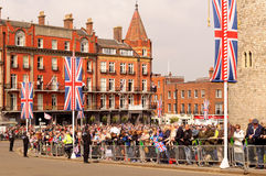 Queens Diamond Jubilee Great Parade Stock Image