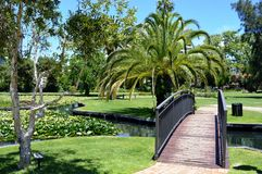 Queens Gardens, Perth, Australia royalty free stock images