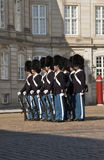 Queens Guard Stock Photo