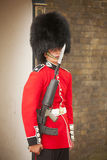 Queens Guard Clarence House Royalty Free Stock Images