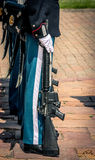 Queens guard, Denmark Stock Images