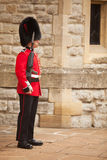 Queens Guards London Royalty Free Stock Photography