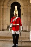 Queens Guardsman Stock Images