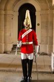 Queens Guardsman Stock Images