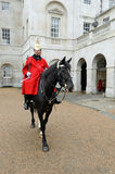 Queens Horse Guard Royalty Free Stock Photos