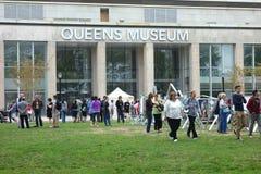 Queens muzeum Zdjęcia Royalty Free