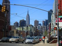 Queens, New York City Royalty Free Stock Image