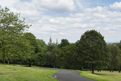 Queens Park Bolton Royalty Free Stock Images