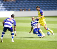 Queens Park Rangers v Chievo Verona 2nd August 200 Stock Image
