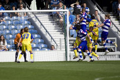 Queens Park Rangers v Chievo Verona 2nd August 200 Royalty Free Stock Image