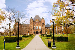 Queens Park – Toronto, Ontario Stock Images