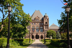 Queens Park Toronto Royalty Free Stock Images