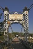 Queens parka most Zdjęcia Stock