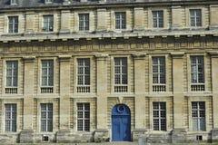 Queens Pavillon de Château de Vincennes fotografia de stock royalty free