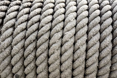 Queens rope rope with beautiful texture background. Queens rope rope with beautiful texture Royalty Free Stock Photos