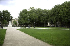 Queens square,Bristol,England Stock Photography