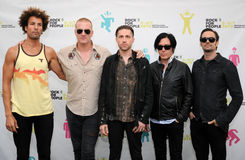 Queens of the Stone Age Royalty Free Stock Photography