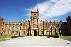 Queens University, Belfast, Northern Ireland Royalty Free Stock Images