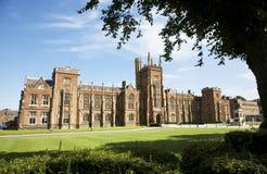 Queens University Belfast. The Queen's University Belfast in Belfast, Northern Ireland stock images