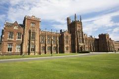 Queens University Belfast Royalty Free Stock Photo