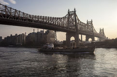 Queensboro Bridge, Stock Image