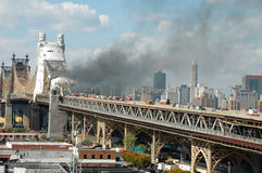 Queensboro Bridge Stock Photos