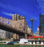 Queensboro Bridge. Stock Photography