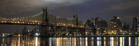 Queensboro Bridge Royalty Free Stock Photography