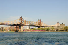 Queensboro Bridge, New York Stock Photography