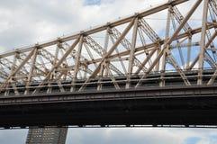Queensboro Bridge in New York City Stock Photos