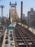 Queensboro Bridge in New York City Stock Photography