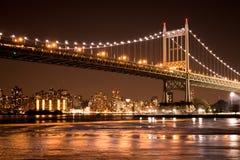 Queensboro Bridge New York City Stock Photography