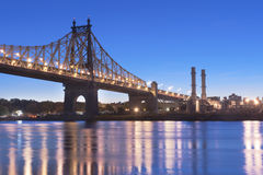 Queensboro Bridge New York City Royalty Free Stock Image