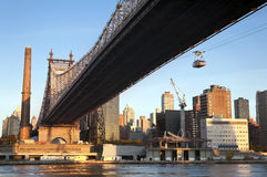 Queensboro Bridge New York City Stock Images