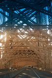 Queensboro Bridge. Royalty Free Stock Images