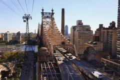 Queensboro Bridge Stock Image