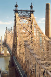 Queensboro Bridge. Royalty Free Stock Photography