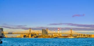 Queensboro bro arkivbilder