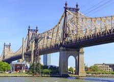 Queensboro / 59th Street Bridge, New York Stock Image