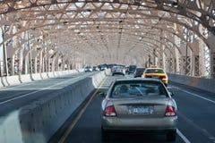 queensboro york города моста новое Стоковая Фотография RF