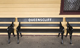 Queenscliff Railway Station Stock Photos