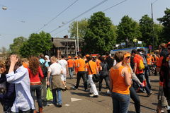 Queensday 2011 -07 Royalty Free Stock Photo