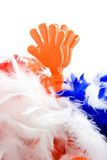 Queensday accessory Royalty Free Stock Photos