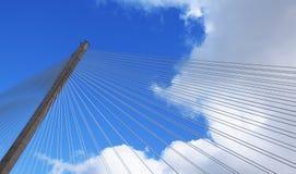 Queensferry过桥细节 免版税库存照片