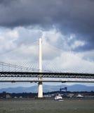 Queensferry mosta skrzyżowanie Zdjęcie Stock