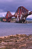 Queensferry  Rail Bridge Stock Image